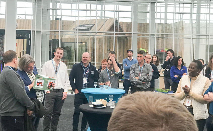 CSC 2018 The Netherlands